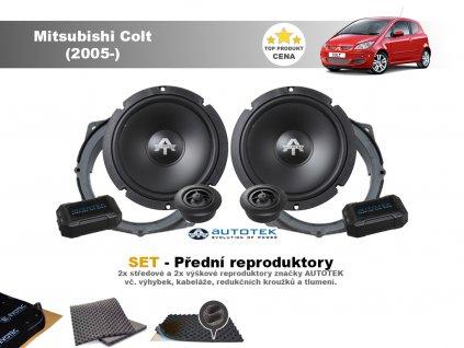 predni repro Mitsubishi Colt (2005