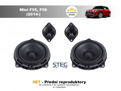 predni repro steg Mini F55, F56 (2014 )
