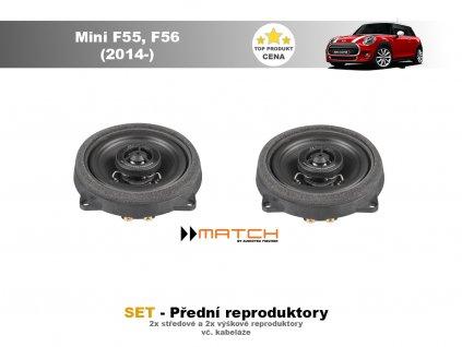 zadni repro match Mini F55, F56 (2014 )
