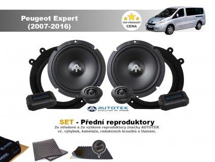 predni repro Peugeot Expert (2007 2016)