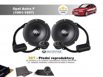 predni repro Opel Astra F (1991 1997)