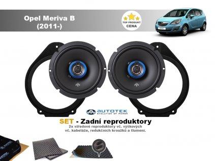 zadni repro Opel Meriva B (2011 )