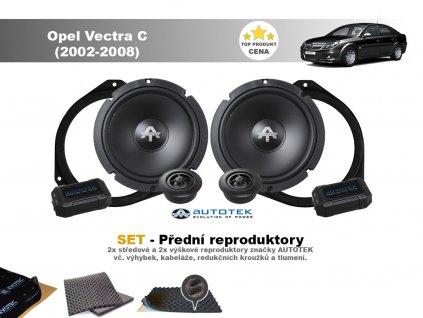 predni repro Opel Vectra C (2002 2008)