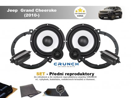 predni rpero Jeep Grand Cheeroke (2010 )