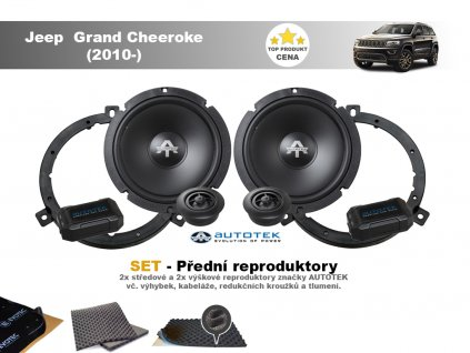 predni repro Jeep Grand Cheeroke (2010 )