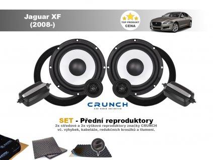 predni repro Jaguar XF (2008 )