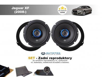 zadni repro Jaguar XF (2008 )