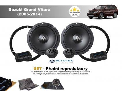 predni repro Suzuki Grand Vitara (2005 2014)