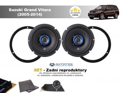 zadni repro Suzuki Grand Vitara (2005 2014)