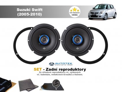 zadni repro Suzuki Swift (2005 2010)