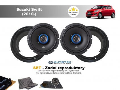 zadni repro Suzuki Swift (2010 )