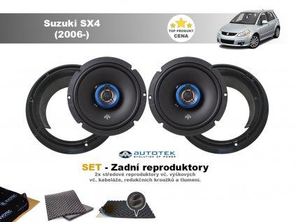 zadni repro Suzuki SX4 (2006 )