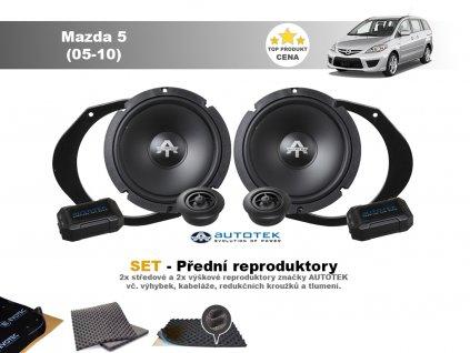 predni repro Mazda 5 (05 10)