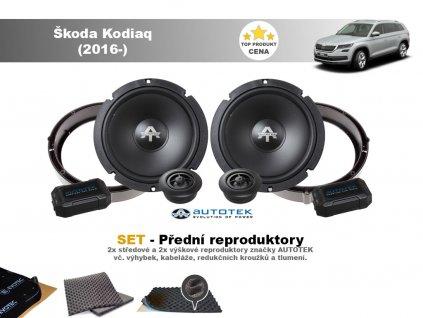 predni repro Škoda Kodiaq (2016 )