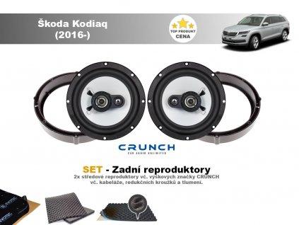zadni repro Škoda Kodiaq (2016 )