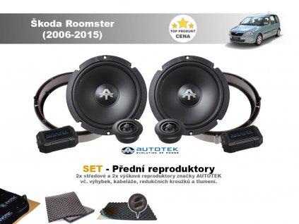 predni repro Škoda Roomster (2006 2015)