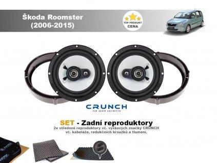 zadni repro Škoda Roomster (2006 2015)