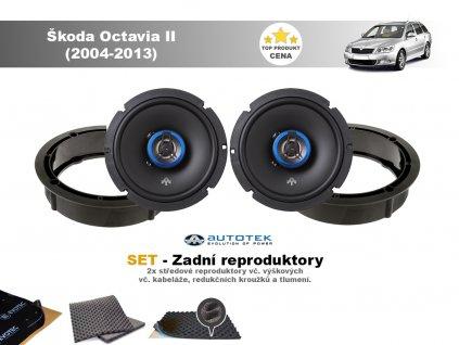 zadni repro Škoda Octavia II (2004 2013)