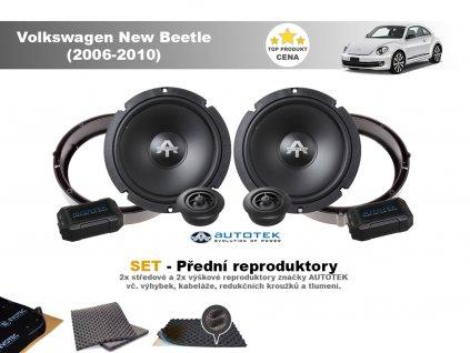 predni repro Volkswagen New Beetle (2006 2010)