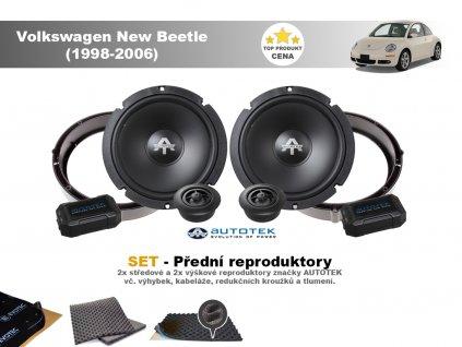 predni repro Volkswagen New Beetle (1998 2006)
