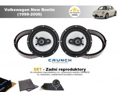 zadni repro Volkswagen New Beetle (1998 2006)