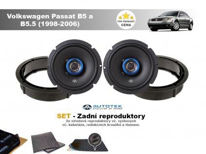 zadni repro Volkswagen Passat B5 a B5.5 (1998 2006)