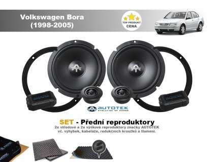 predni repro Volkswagen Bora (1998 2005)