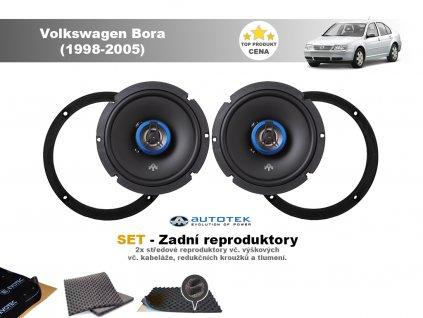 zadni repro Volkswagen Bora (1998 2005)