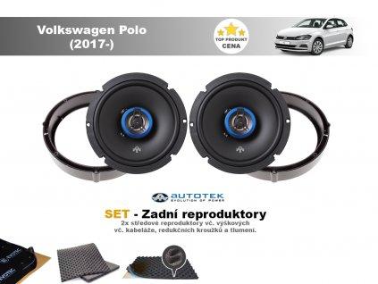 zadni repro Volkswagen Polo (2017 )