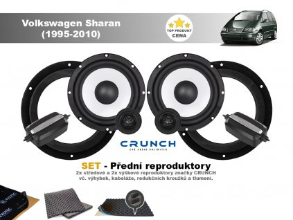 predni repro Volkswagen Sharan (1995 2010)