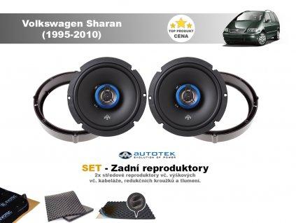 zadni repro Volkswagen Sharan (1995 2010)