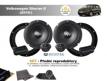 predni repro Volkswagen Sharan II (2010 )