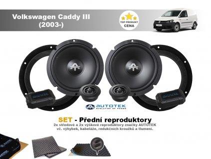 predni repro Volkswagen Caddy III (2003 )