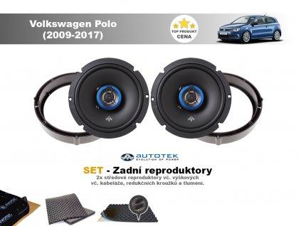 zadni repro Volkswagen Polo (2009 2017)