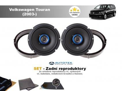 zadni repro Volkswagen Touran (2003 )