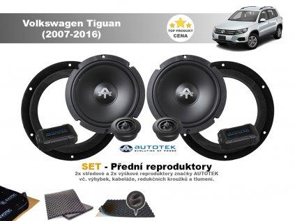predni repro Volkswagen Tiguan (2007 2016)
