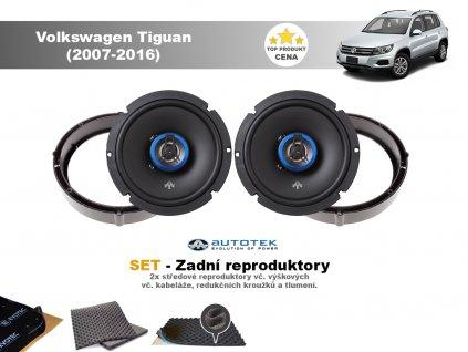 zadni repro Volkswagen Tiguan (2007 2016)