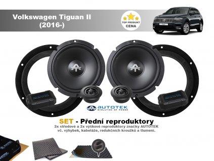 predni repro Volkswagen Tiguan II (2016 )