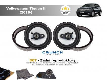 zadni repro Volkswagen Tiguan II (2016 )