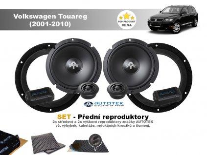 predni repro Volkswagen Touareg (2001 2010)