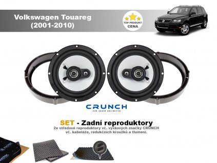 zadni repro Volkswagen Touareg (2001 2010)