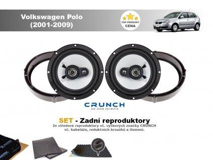 zadni repro Volkswagen Polo (2001 2009)