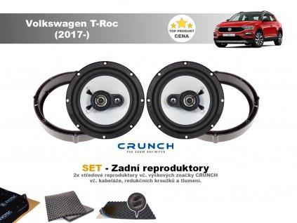 zadni repro Volkswagen T Roc (2017 )