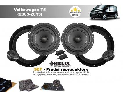 predni repro Volkswagen T5 (2003 2015)