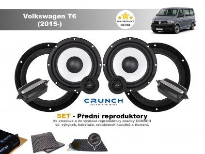 predni repro Volkswagen T6 (2015 )