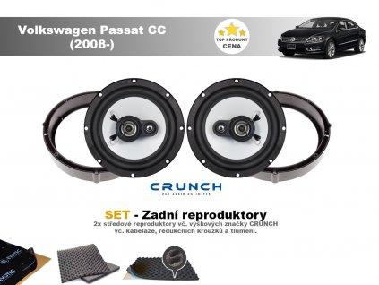 zadni repro Volkswagen Passat CC (2008 )