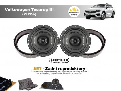 zadni repro Volkswagen Touareg III (2019 )