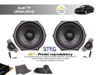 Predni repro STEG Audi TT (2006 2014)