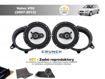 zadni repro Volvo V50 (2007 2012)