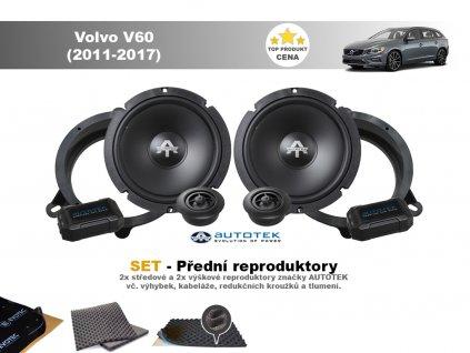 predni repro Volvo V60 (2011 2017)